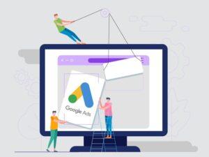 Google Ads продвижение реклама